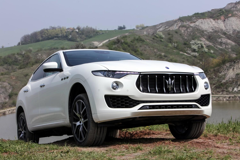 Maserati Levante, stile italiano