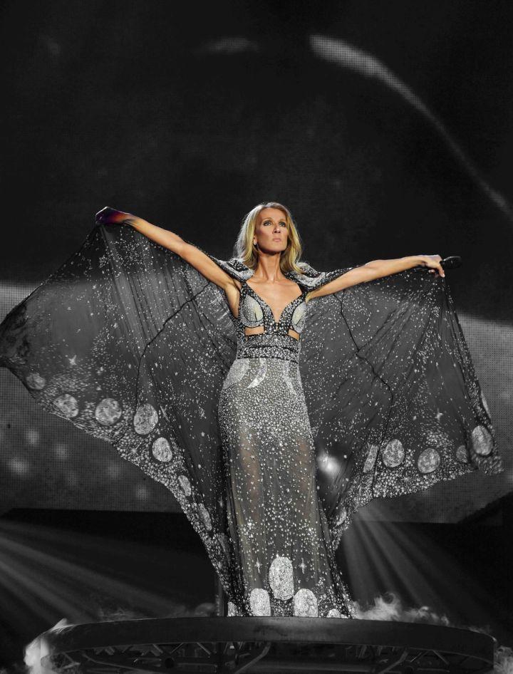 Celine Dion, riparte da un album e da un tour... con coraggio