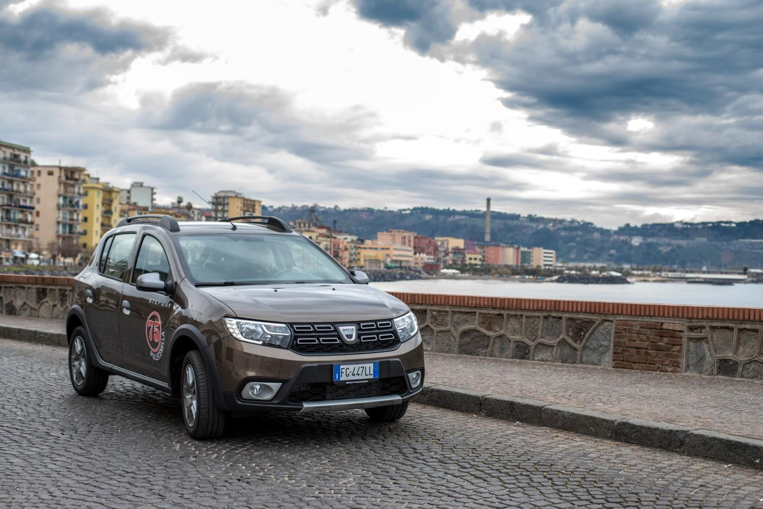 Dacia nuova gamma Sandero