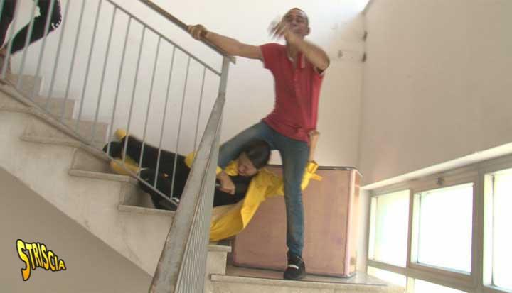 Striscia La Notizia, aggredita l'inviata Sophia Petyx: ricoverata in ospedale