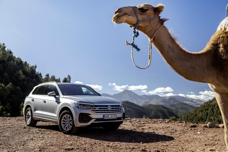 L'eccellenza dinamica del Suv Volkswagen