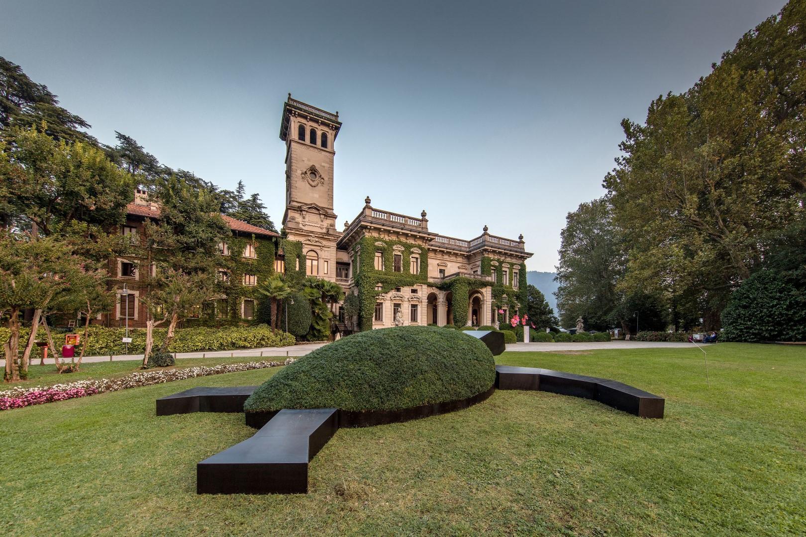 Orticolario: sul Lago di Como omaggio alla Luna