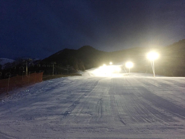 Montecampione, la neve amica