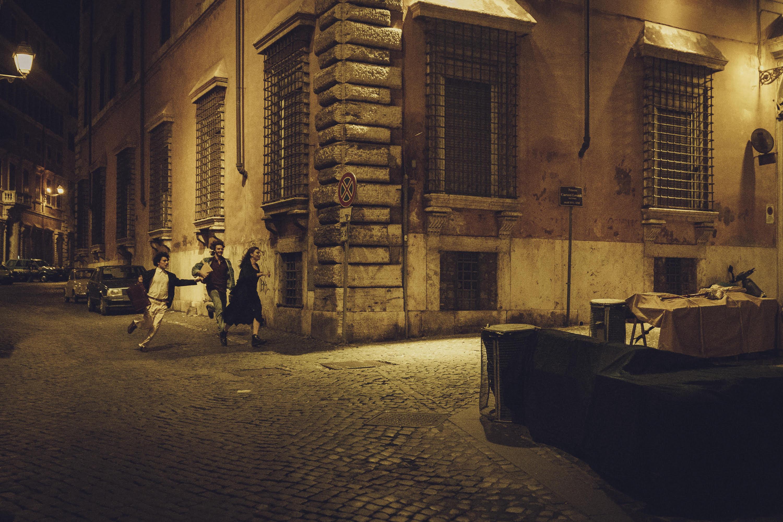 Paolo Virzì, ecco alcune scene di  Notti Magiche