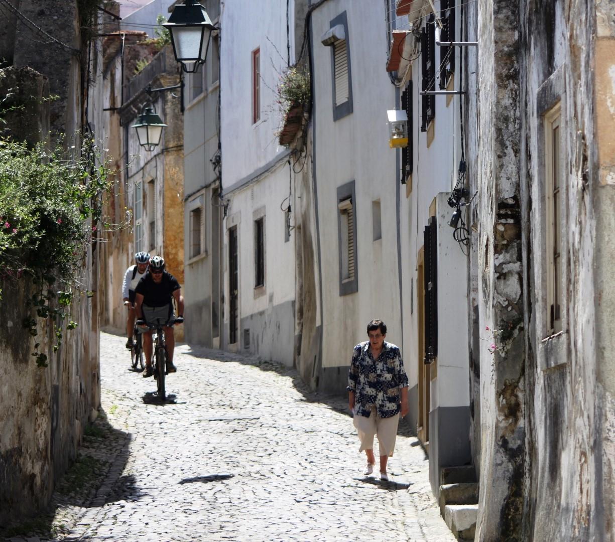 Il Portogallo in bicicletta