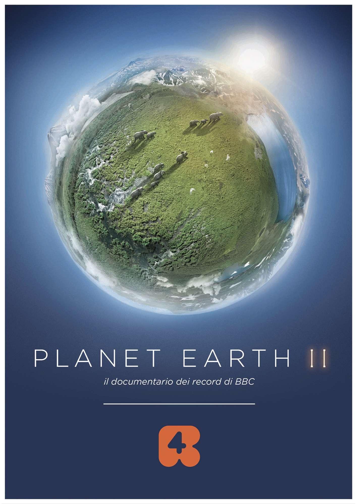 Planet Earth  e la terra non ha più segreti...