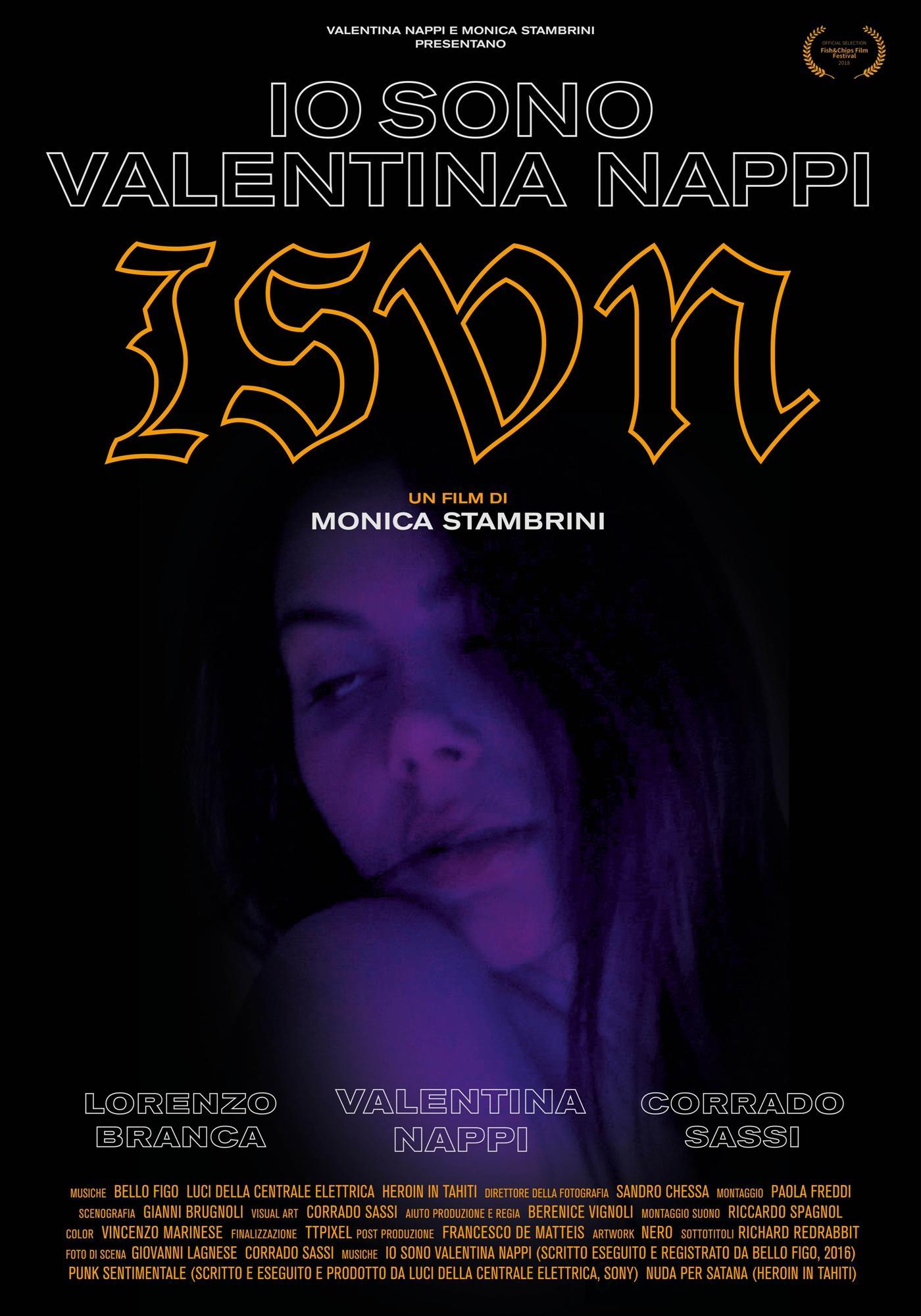 Una notte con Valentina Nappi: arriva al cinema  Io sono Valentina Nappi