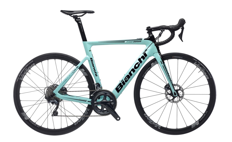 Aria e-Road, la e-bike Bianchi d'alta gamma