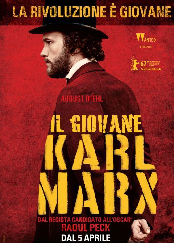 Il giovane Karl Marx, le foto dal set