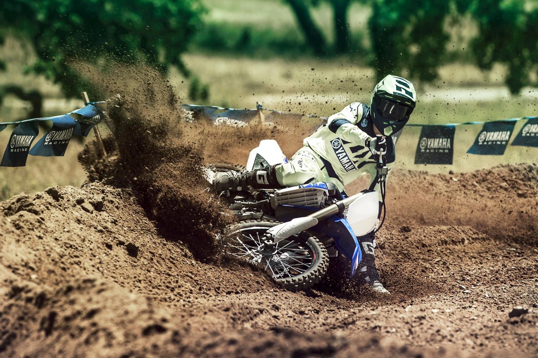 Yamaha nuova gamma YZ-F