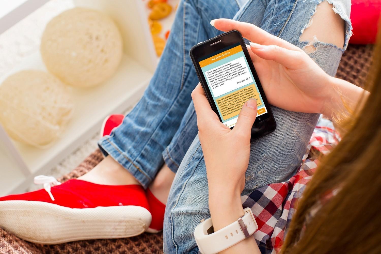 Disturbi alimentari KO con la app  Sc(Hi)accia dca
