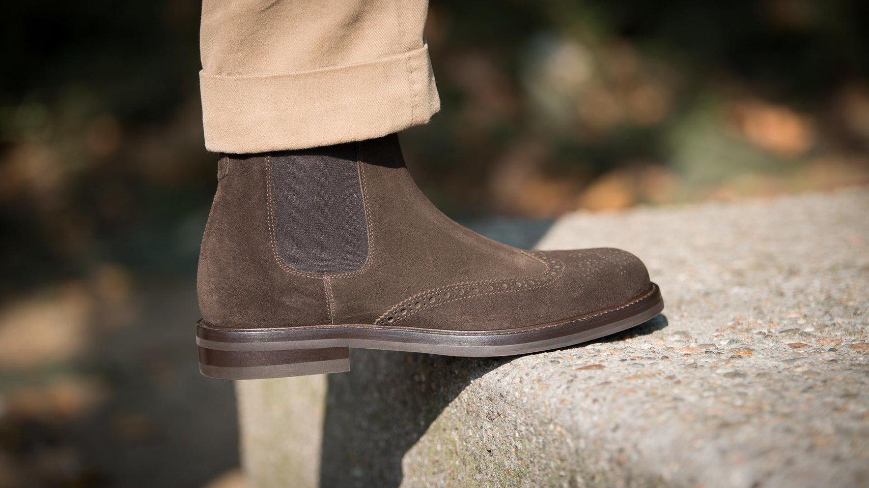 Velasca, calzatura uomo 100% Made in Italy ad un prezzo accessibile