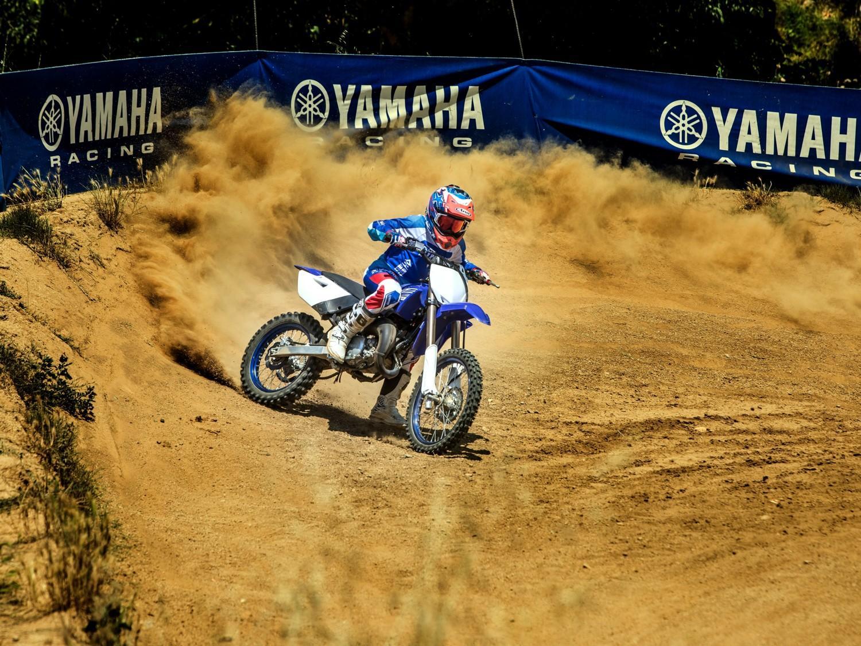 Yamaha e il valore della gamma YZ