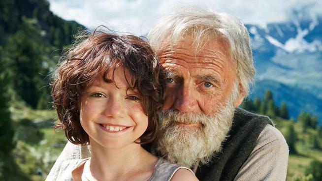 Heidi, la dolce orfanella arriva al cinema