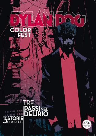 Dylan Dog Color Fest diventa trimestrale e si rinnova nella forma e nel contenuto