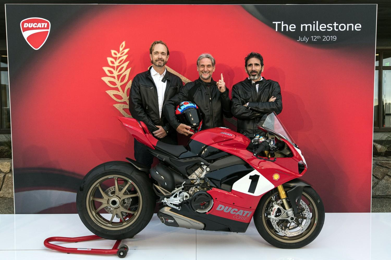I 25 anni di una superbike da leggenda