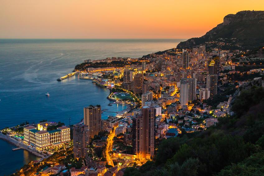 Le notti da favola del Principato di Monaco