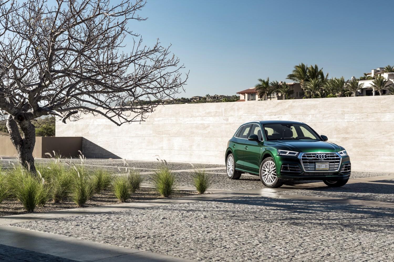 Nuova Audi Q5, cavallo vincente