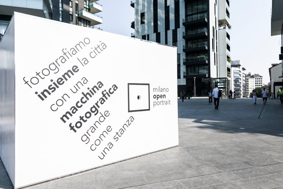 Camere Oscure Milano : Milano open portrait: una camera oscura nellarea di porta nuova