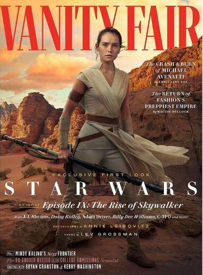Star Wars 9 , ecco le prime foto ufficiali