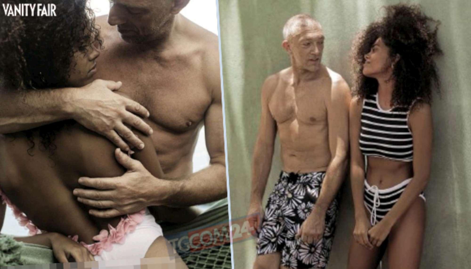 Vincent Cassel e Tina Kunakey, un amore travolgente