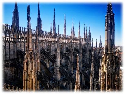 15 800 Note Per Il Duomo Di Milano 5 Un Estate Alla