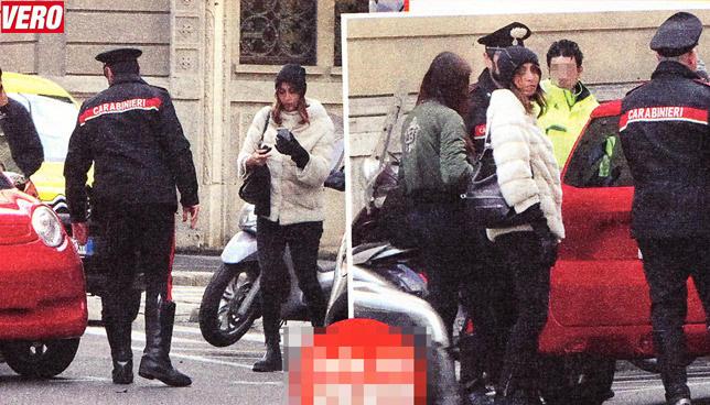 Paura per Benedetta Parodi: la figlia si scontra su una minicar