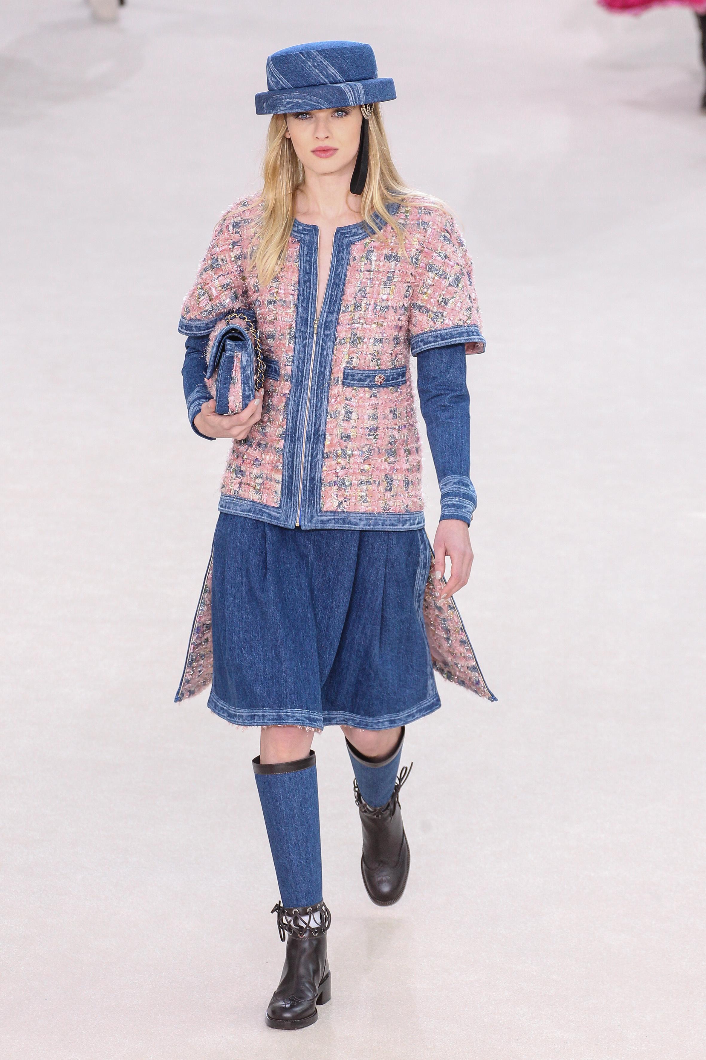 Accessori denim  borse e scarpe in tessuto jeans - Tgcom24 144c69f1f55
