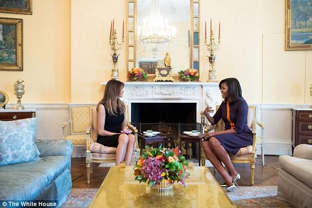 Usa, le First Ladies alla Casa Bianca