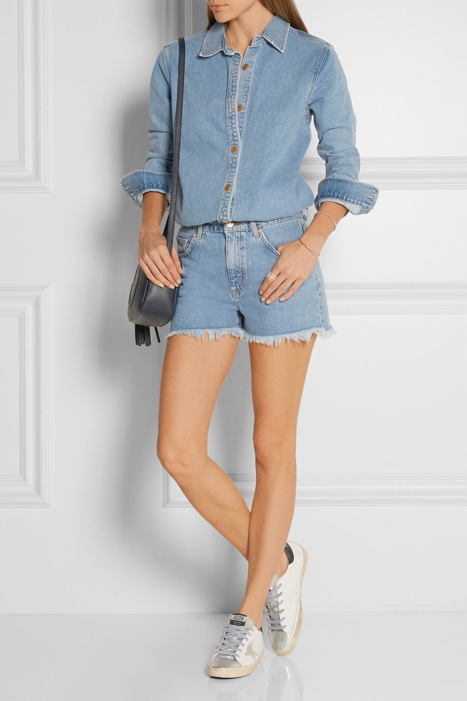 Come indossare un perfetto look total denim