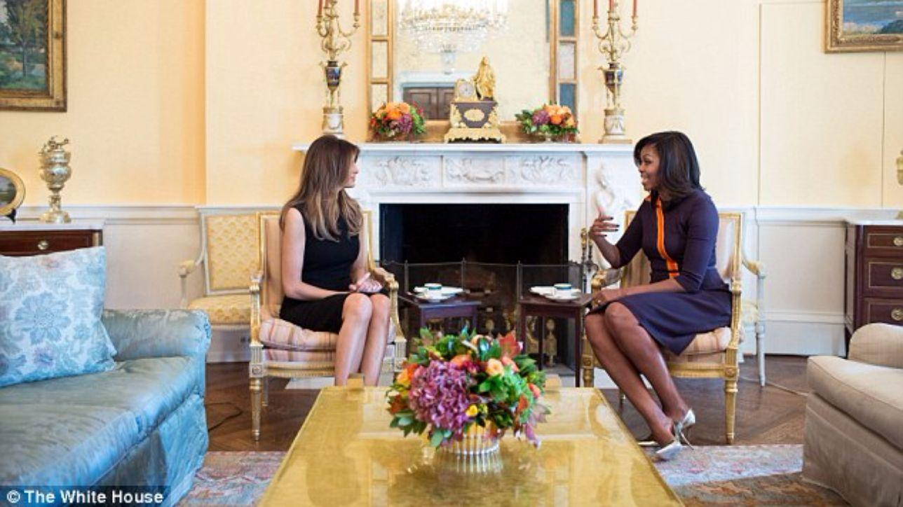 Usa, le First Ladies alla Casa Bianca