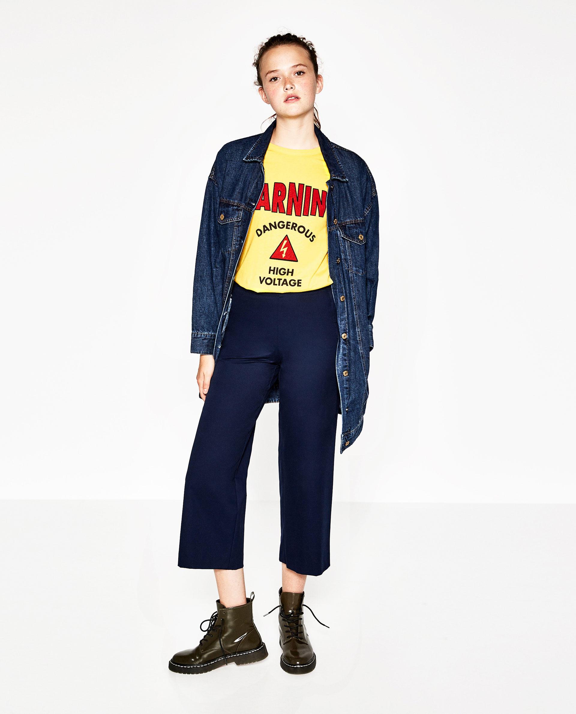 b30445898593 Cropped pants: tre outfit da sfoggiare in autunno - Tgcom24