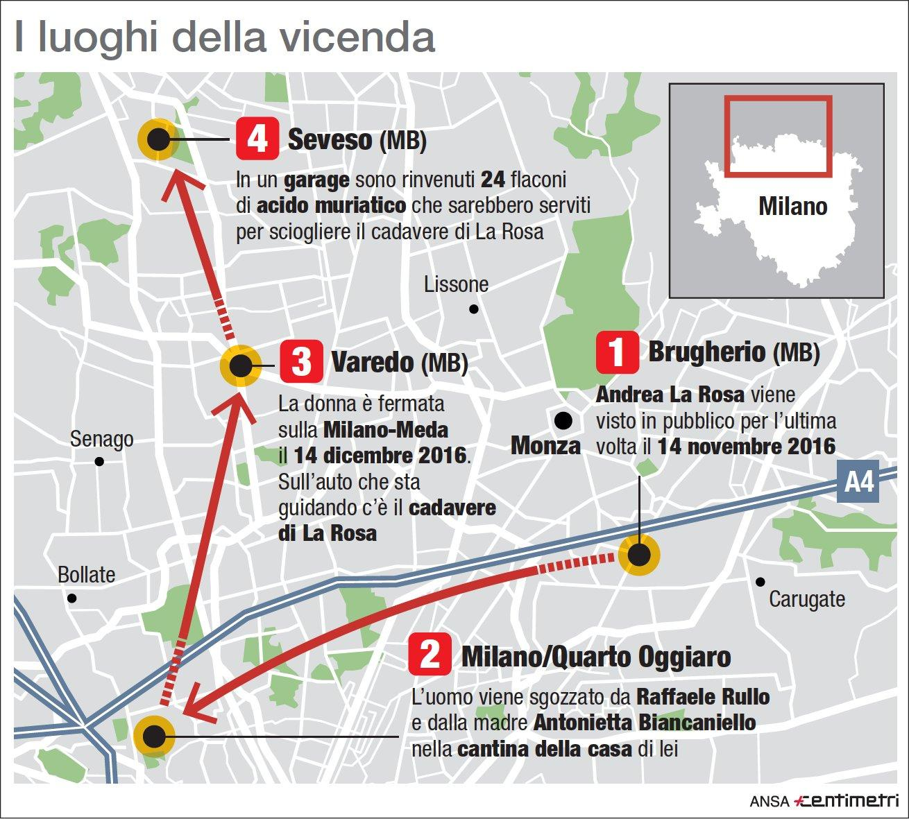 Calciatore ucciso a Milano: la dinamica