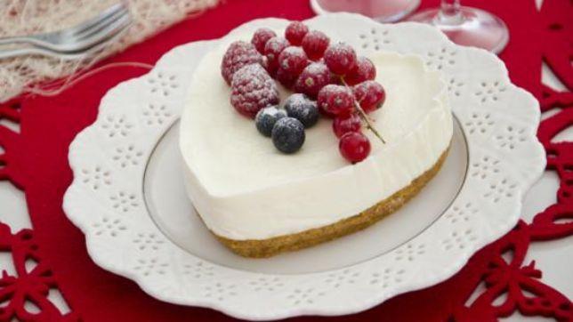 Cuore Di Cheesecake Tgcom24