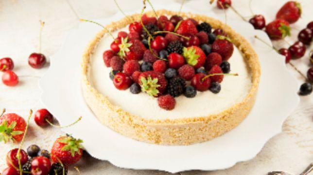 Torta Senza Cottura Con Crema Al Mascarpone E Frutta Fresca Tgcom24