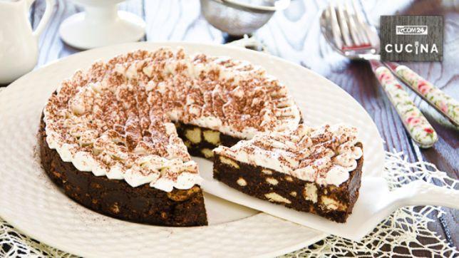 Torta Di Biscotti Senza Cottura Tgcom24