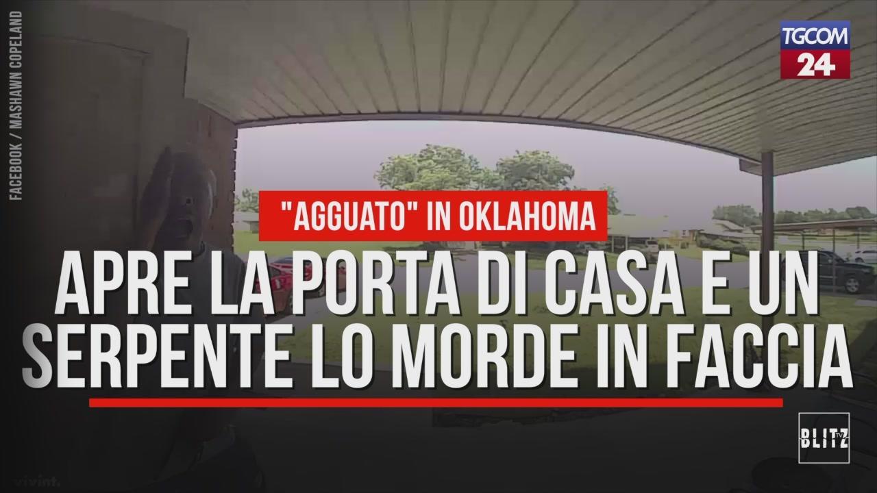 Oklahoma incontri leggi