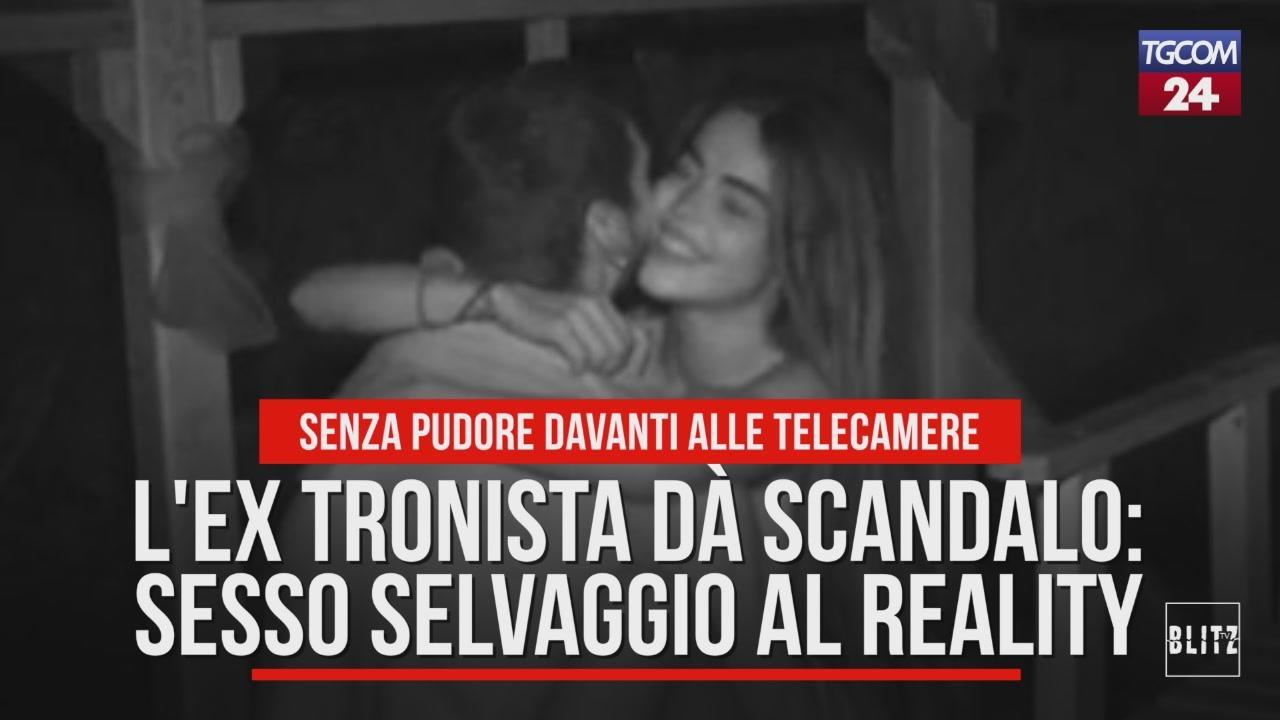 sesso scandalo video