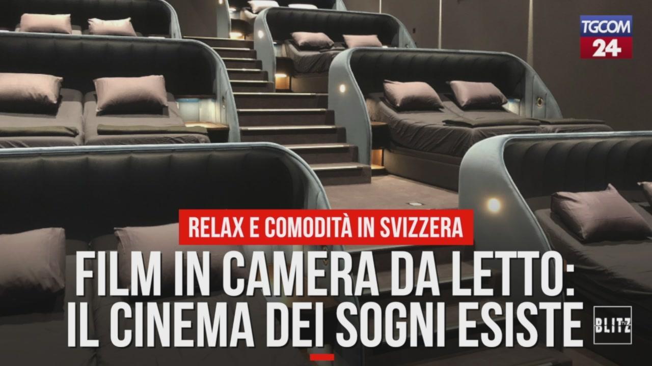 Letto Relax Europeo.Film In Camera Da Letto Il Cinema Dei Sogni Esiste