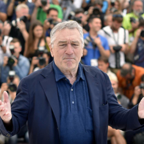 Robert De Niro torna sul ring a Cannes