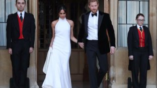 Royal Wedding, cambio d abito per Meghan