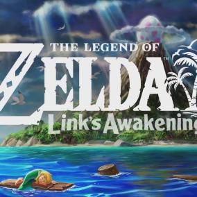 The Legend of Zelda: Link s Awakening - Trailer di presentazione
