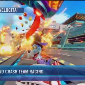 Crash Team Racing, estate ad altà velocità