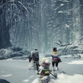 Monster Hunter World: Iceborne, il trailer dell espansione