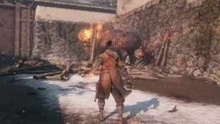Sekiro: Shadows Die Twice - Il trailer di lancio in italiano