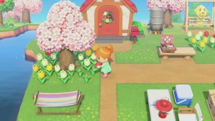 Animal Crossing: New Horizons - Il trailer di annuncio