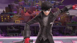 Super Smash Bros. Ultimate, il trailer di Joker