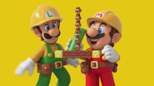 Super Mario Maker 2, la replica del Direct