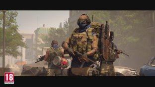 Il trailer di lancio di Tom Clancy s The Division 2
