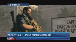 The Division 2, incubo epidemia negli Usa